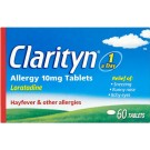 Clarityn Allergy 10mg Tablets x60
