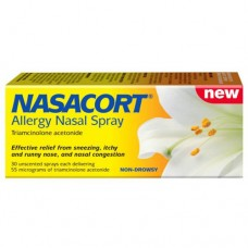 Nasacort Allergy Nasal Spray 30 Sprays