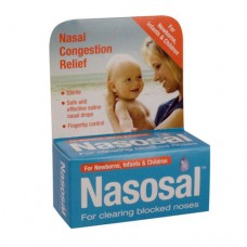 Nasosal Childrens Sterile Nasal Drops 10ml
