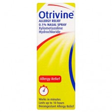Otrivine Allergy Relief Nasal Spray 10ml