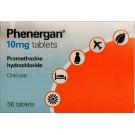 Phenergan 10mg Tablets x56