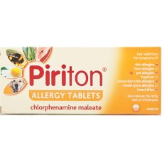 Piriton Allergy Relief x50