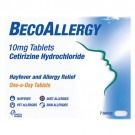 Beco Allergy 10mg Tablets x7